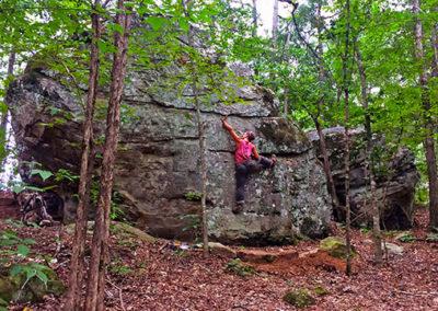 Trussville Boulders